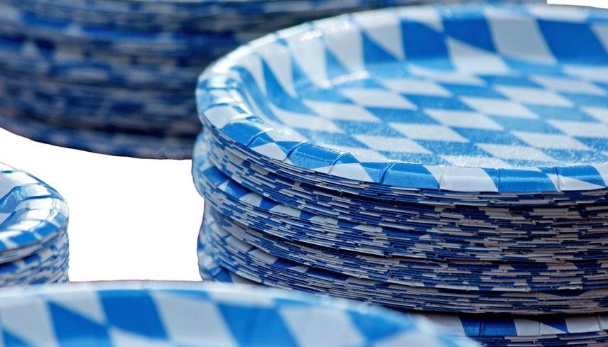Bayerische deko f r daheim for Bayrische dekoration